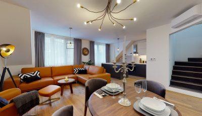 Krásny luxusný trojizbový byt  Ružinov 3D Model