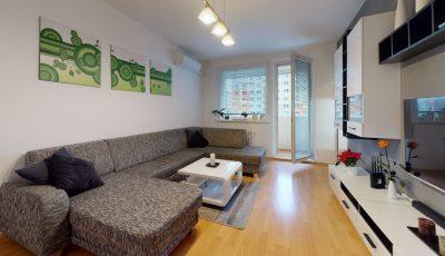 4-izbový byt v tichej ulici | Vrakuňa 3D Model