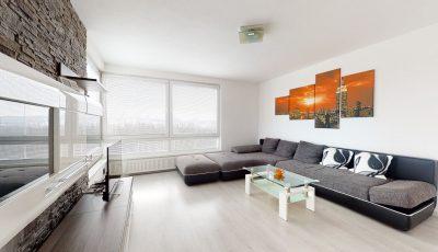 Zariadený 2-izbový byt | Bratislava-Lamač 3D Model