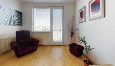 Trojizbový byt po čiastočnej rekonštrukcii | Partizánske 3D Model