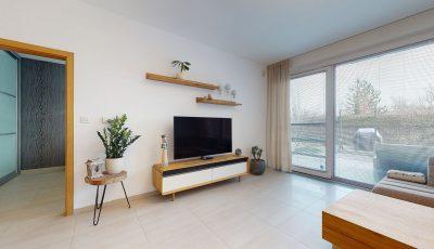 Dvojizbový byt s predzáhradkou | Dúbravka 3D Model