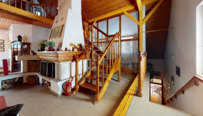 Trojpodlažný rodinný dom | RUŽINOV 3D Model