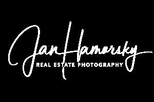 Logo Jan Hamorsky biele
