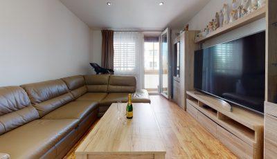 Krásny aprecízne zrekonštruovaný 3-izbový byt v Trnave 3D Model