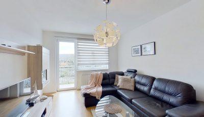 Pekný 2-izbový byt na predaj | Záhorská Bystrica 3D Model