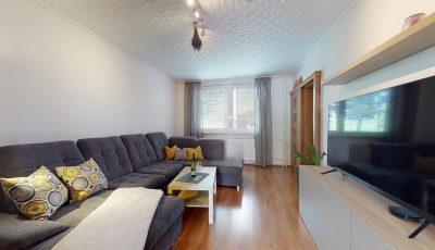 Predaj 4-izbového bytu | Vrbové 3D Model
