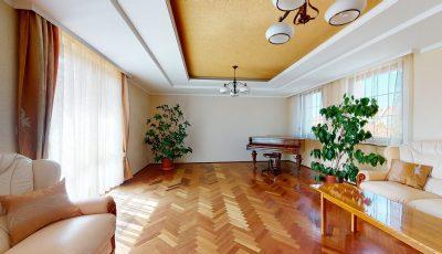 Rodinný dom v Bratislave – vo výnimočnej lokalite 3D Model