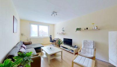 2 izbový byt prerobený na 3 izbový | MALACKY 3D Model
