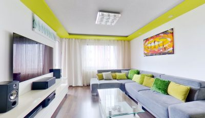 Kvalitne zrenovovaný 3-izbový byt | Piešťany 3D Model