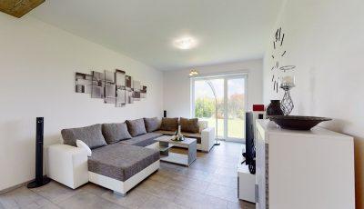 Nádherný 4-izbový rodinný domček | Horná Potôň 3D Model