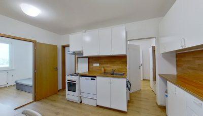 Na predaj zrekonštruovaný 3-izbový byt v Petržalke 3D Model