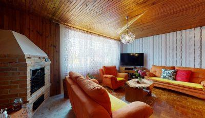 Pekný rodinný dom s dvoma loggiami | Halíč 3D Model