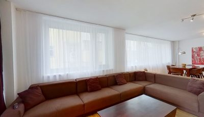 Na predaj krásny veľký 4-izbový byt v novostavbe 3D Model